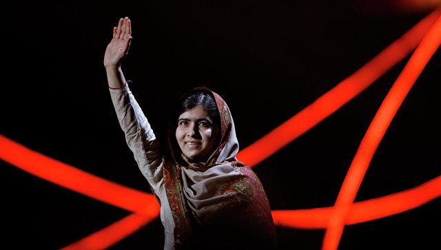 Самая молодая обладательница Нобелевской премии поступила вОксфорд