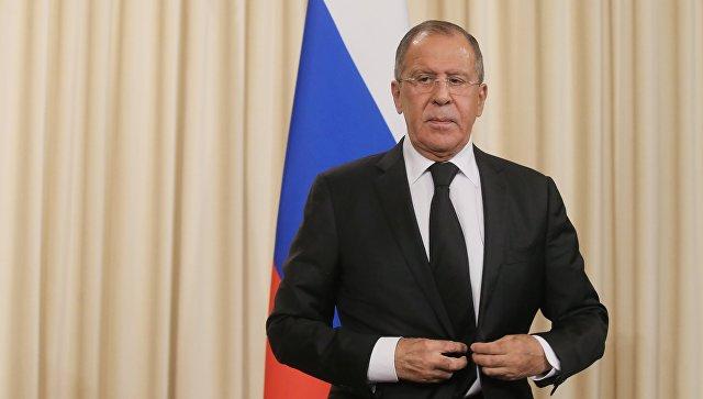 Лавров отреагировал нарешение США ограничить выдачу виз россиянам