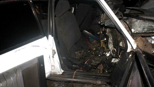 Неподалеку от Кызыла случилось ужасное ДТП— погибли 6 человек