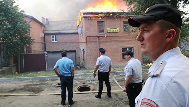 Новости ростовской области происшествия за неделю