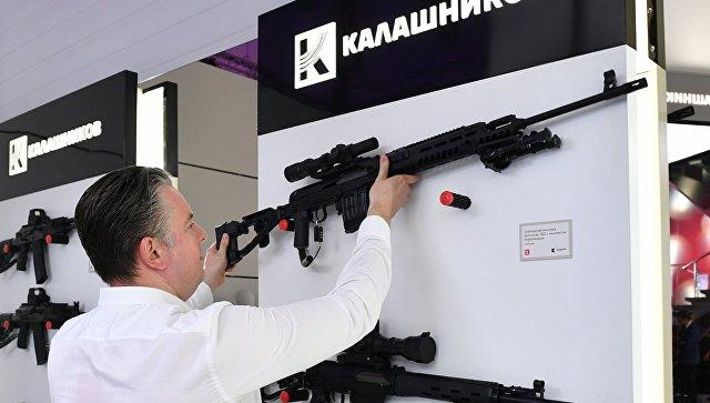 Концерн «Калашников» презентовал «производственную линию 2020»