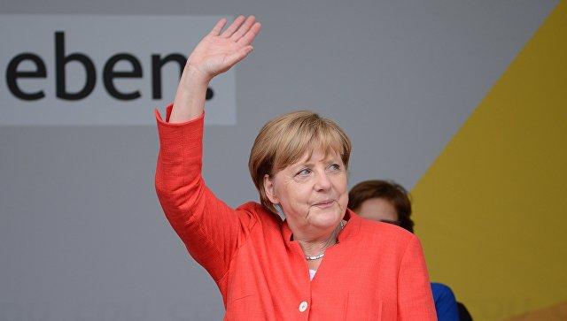 Меркель ответила на вопрос, поддержит ли Германия США в случае войны с КНДР
