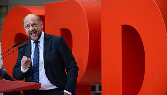 Шульц готов бороться до последнего на выборах в Бундестаг