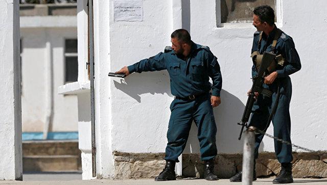 Жертвами нападения намечеть вКабуле стали неменее 20 человек