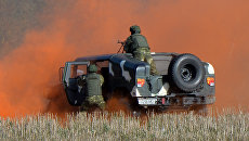 Подготовка к совместным учениям вооруженных сил России и Белоруссии Запад-2017