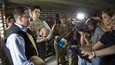Спецпредставитель США на Украине Курт Волкер. Архивное фото