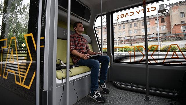 В КНР начали испытывать первые беспилотные автобусы