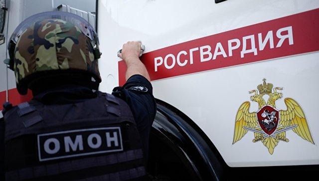 ВРосгвардии сообщили, что действовали позакону вдень убийства Драчева