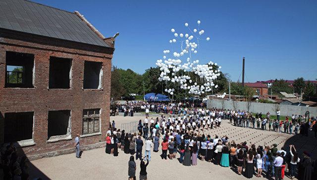 Память жертв трагедии вБеслане почтят врайоне Марьино