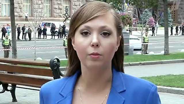 СБУ: Журналистку Первого канала Анну Курбатову принудительно возвратят в Российскую Федерацию