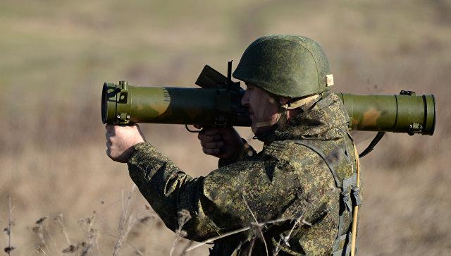 Вучениях ВДВ вПриморье участвуют около 2 тыс. военных