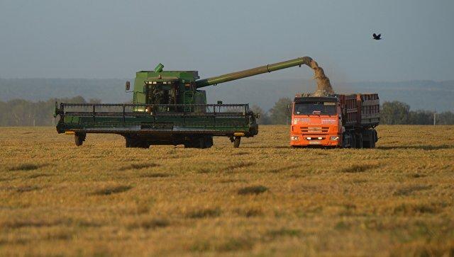 Вред от смерти урожая в Российской Федерации составил неменее 1,5 млрд руб. — Ткачев