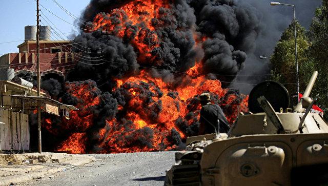 Иракские военные отбили нападение террористов врайоне города Рамади
