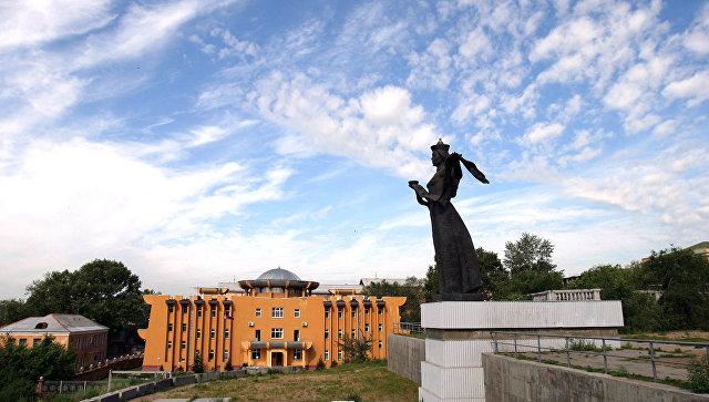 Строительство ледового замка вБурятии обсудили в столице
