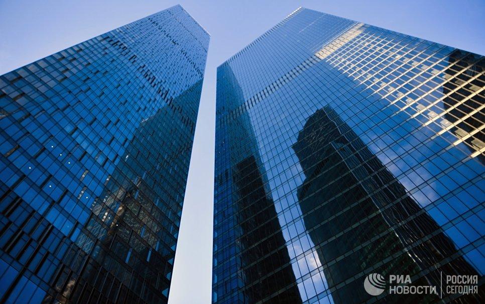 Многофункциональный комплекс Око в Московском международном деловом центре Москва-Сити