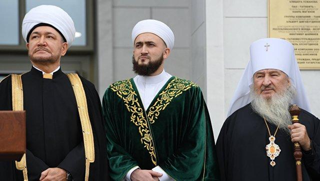 Открытие Болгарской исламской академии в Республике Татарстан