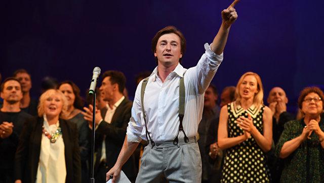 Московский Губернский театр под управлением Сергея Безрукова открывает пятый театральный сезон
