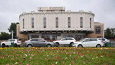 Здание Московского Губернского театра.