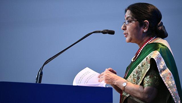 Глава МИД Индии подтвердила гибель 39 рабочих, похищенных боевиками в Ираке