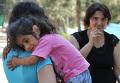 Беженцы из Южной Осетии