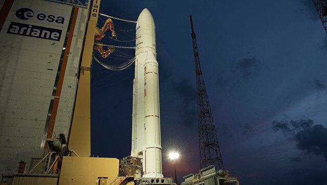 Ракета Ariane 5, архивное фото
