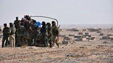 Сирийские военные продолжают операцию по деблокированию Дейр-эз-Зора