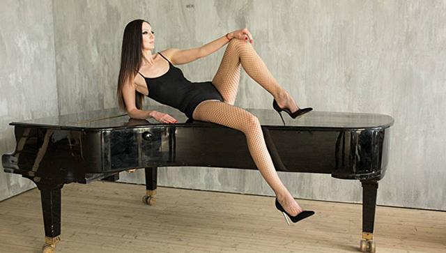 Российская модель Екатерина Лисина