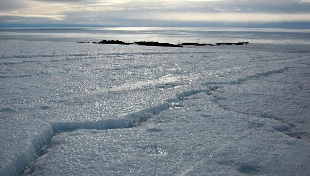 Оазис Ширмахера в Антарктиде. Архивное фото