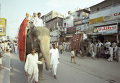 На улице Дели. Архив