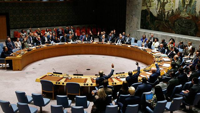 ООН. Архивное фото