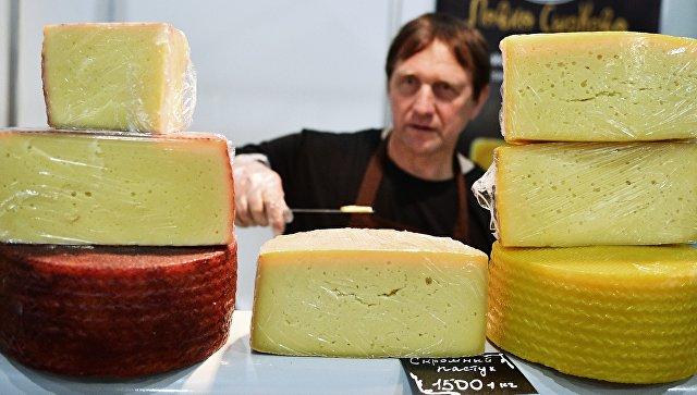 Российская Федерация сумеет на100% обеспечить себя сырами через 3— Ткачев