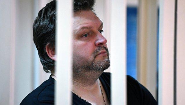 Экс-губернатор Кировской области Никита Белых в Пресненском суде Москвы. Архивное фото