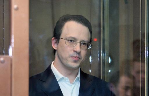 Алексей Френкель, обвиняемый в убийстве зампреда ЦБ Козлова