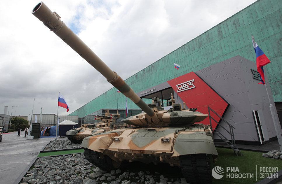 Танк Т-90СМ