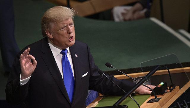 Трамп обвинил Иран в сотрудничестве с КНДР