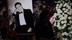 Прощание с оперным певцом Зурабом Соткилавой