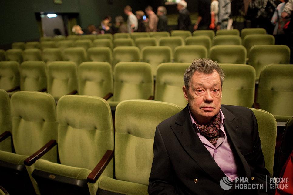 Гражина Байкштите назвала Караченцова хорошим человеком и другом