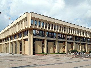 Сейм Литвы. Архивное фото