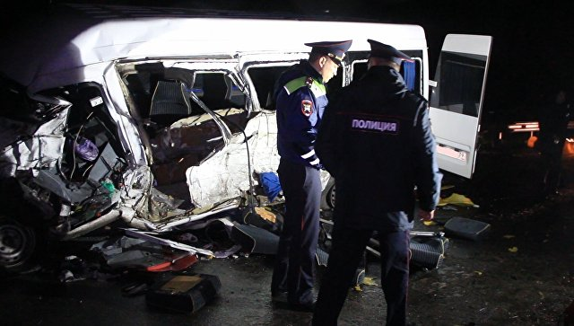 МЧС: число пострадавших вДТП вКалининградской области выросло до 9-ти