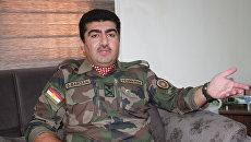 Генерал Пешмерга Сирван Барзани. 25 сентября 2017