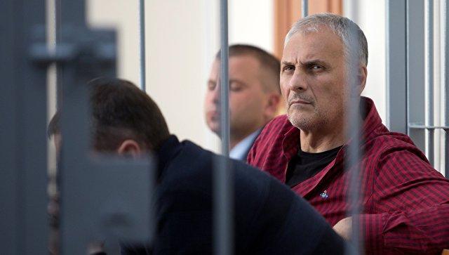 Экс-губернатору Сахалина продлили арест натри месяца