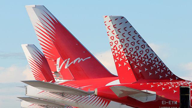 Самолеты авиакомпании ВИМ-Авиа
