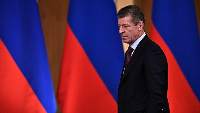 Вице-премьерРФ Козак допустил отставку еще нескольких глав регионов