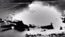 Авиаудар ВКС России по главарям Джебхат ан-Нусры в Идлибе