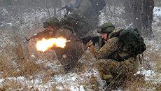 Российские сухопутные войска. Архивное фото