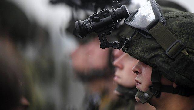 Украина заявила о размещении российских войск в Белоруссии