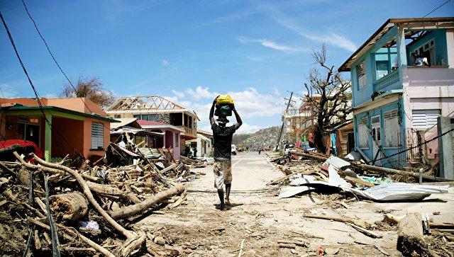 Ураган «Мария» унес жизни 34 человек в Пуэрто-Рико