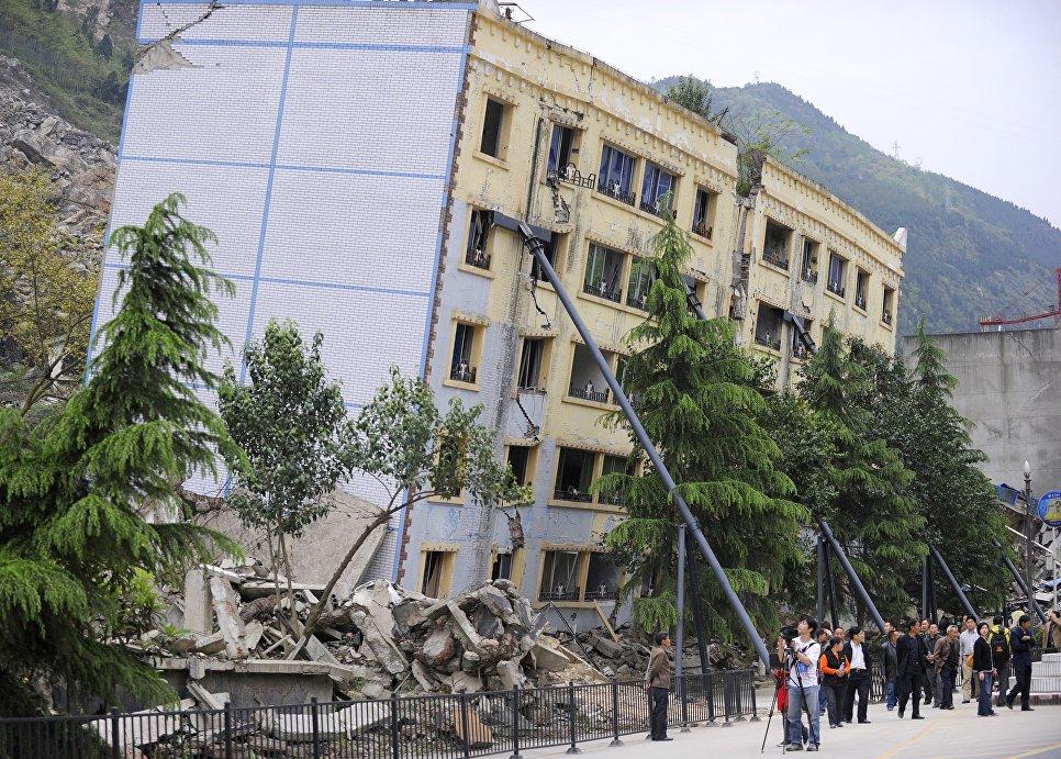 Бэйчуань, Китай