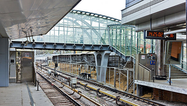 Станция Кунцевская Московского метрополитена