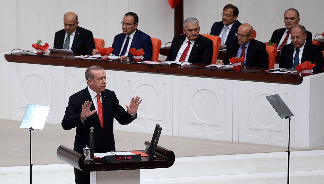 Турция ничего не потеряет, если не вступит в ЕС, заявил Эрдоган